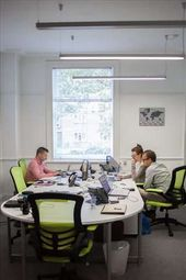 Thumbnail Serviced office to let in 320-324 City Road, London