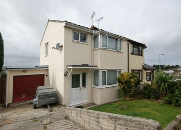 Thumbnail 3 bed property for sale in Celia Heights, Bodmin