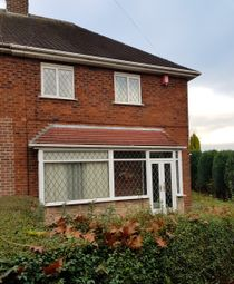 Thumbnail 3 bed semi-detached house to rent in Marney Walk, Burslem, Stoke-On-Trent