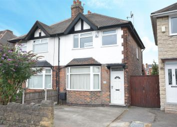 Thumbnail 3 bed semi-detached house for sale in St. Albans Road, Bulwell, Nottingham