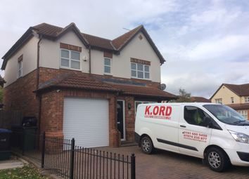 Thumbnail 5 bed detached house to rent in Stapylton Drive, Horden