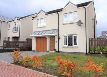 Thumbnail 4 bed detached house for sale in Baillie Drive, Alford