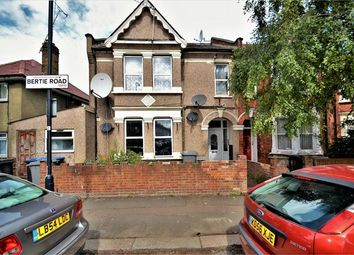 Thumbnail 3 bed end terrace house to rent in Bertie Road, London