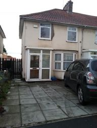 Thumbnail 3 bedroom semi-detached house to rent in Fosbrooke Road, Small Heath