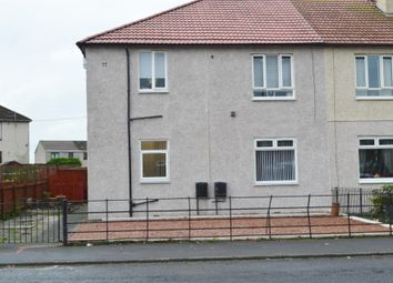 Thumbnail 2 bed flat for sale in 13 Glencairn Street, Stevenston