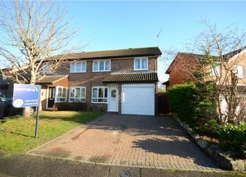 Thumbnail 3 bed semi-detached house for sale in Briars Close, Farnborough, Hampshire