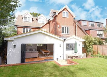 Thumbnail 5 bed detached house for sale in Oatlands Drive, Weybridge