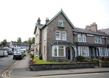 Thumbnail 4 bed end terrace house for sale in Burneside Road, Kendal