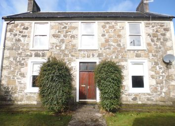 Thumbnail 2 bed flat for sale in Ground Floor Flat, 90 High Street, Rothesay, Isle Of Bute