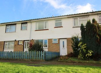Thumbnail 3 bed terraced house for sale in Lydd Close, Eastbourne