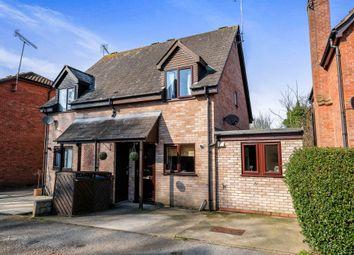 Thumbnail 2 bedroom semi-detached house for sale in Bigod Close, Framlingham, Woodbridge