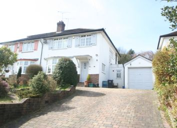 Thumbnail 3 bed semi-detached house for sale in Woodcrest Road, Purley