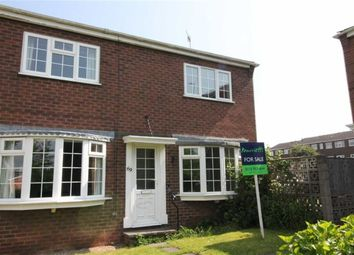 Thumbnail 2 bed town house for sale in Spinningdale, Arnold, Nottingham