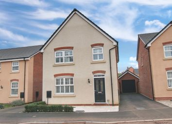 Thumbnail 4 bed detached house for sale in Ternata Drive, Kings Wood Gate, Monmouth