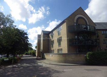 Thumbnail 2 bedroom flat to rent in Mill View Court, School Lane, Eaton Socon, St. Neots