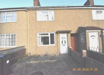 Thumbnail 3 bed terraced house to rent in Redlands Road, Enfield