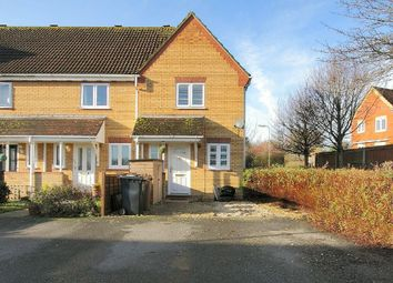Thumbnail 2 bed end terrace house for sale in Verden Way, Andover