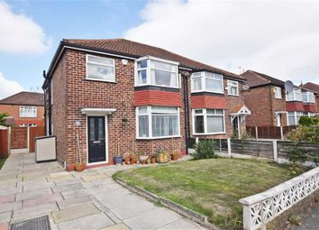 Thumbnail 3 bed semi-detached house for sale in Morningside Drive, East Didsbury, Manchester