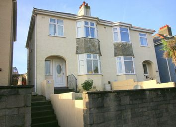 3 bed semi-detached house for sale in North Road, Saltash PL12