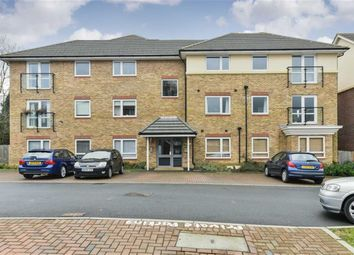 Thumbnail 2 bed flat for sale in Dalmeny Way, Epsom, Surrey