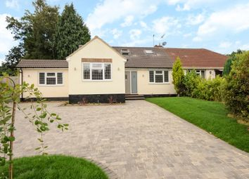 Thumbnail 4 bed bungalow for sale in Virginia Water, Surrey