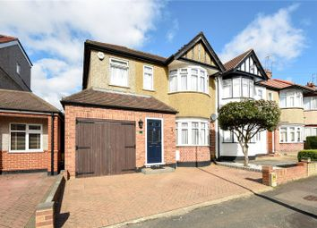 Thumbnail 4 bedroom end terrace house for sale in Beverley Road, Ruislip, Middlesex