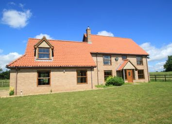 Thumbnail 4 bedroom detached house for sale in Chedburgh, Bury St Edmunds, Suffolk