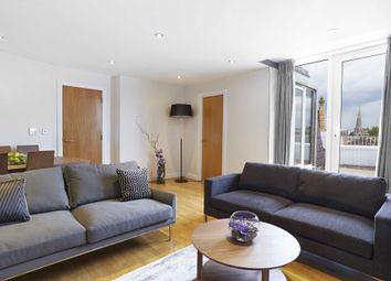 Thumbnail 3 bed flat to rent in Harrington Road, London