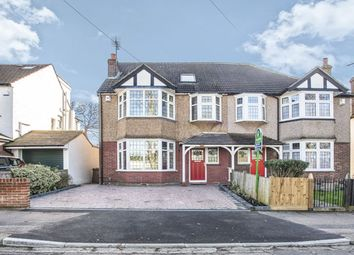 Thumbnail 5 bed semi-detached house for sale in Bournville Avenue, Chatham