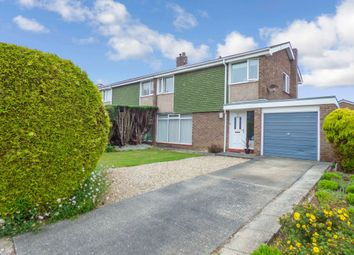 Thumbnail 3 bed semi-detached house for sale in Abbey Meadows, Morpeth
