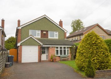 Thumbnail 3 bed detached house for sale in Braemar Close, Vicars Cross, Chester