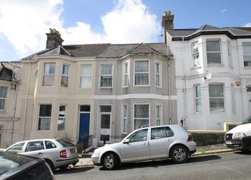 Thumbnail 4 bedroom terraced house to rent in Cecil Avenue, Plymouth