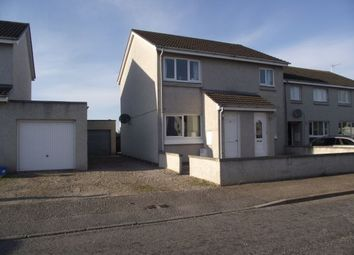 Thumbnail 2 bed flat to rent in Elmfield Road, New Moray, Elgin