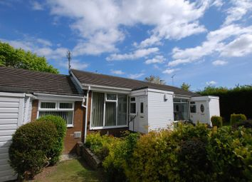 Thumbnail 2 bedroom bungalow for sale in Lichfield Close, Kingston Park, Newcastle Upon Tyne