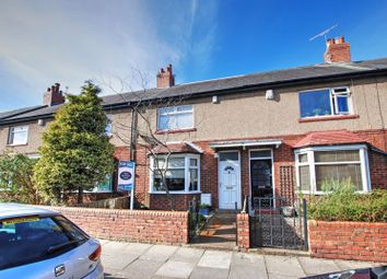 Thumbnail 2 bed terraced house for sale in Hedley Terrace, Gosforth, Newcastle Upon Tyne