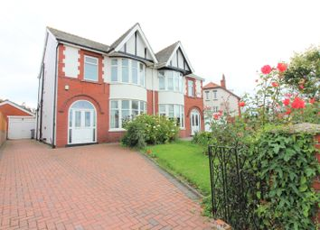 Thumbnail 3 bedroom semi-detached house for sale in Guildford Avenue, Bispham