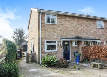 Thumbnail 2 bed semi-detached house for sale in Powell Gardens, Newhaven