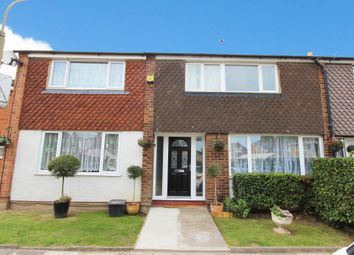 Thumbnail 4 bed end terrace house for sale in Cairns Close, Dartford, Kent