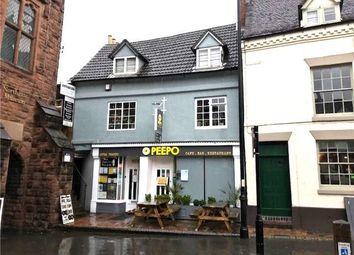 Thumbnail Retail premises for sale in 84-85 High Street Bridgnorth, Shropshire