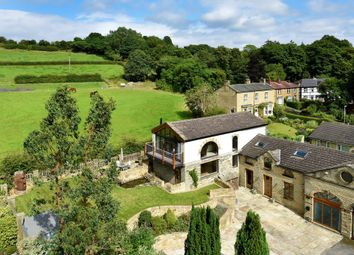 Thumbnail 4 bed barn conversion for sale in Green Bank, Rawfolds, Cleckheaton
