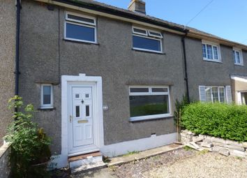 Thumbnail 3 bed terraced house for sale in Caerhun, Bangor