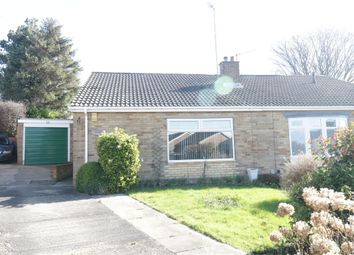 Thumbnail 2 bed semi-detached bungalow to rent in Grange View Crescent, Kimberworth, Rotherham, South Yorkshire