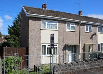 Thumbnail 2 bed semi-detached house to rent in Lon Olchfa, Derwen Fawr, Sketty, Swansea
