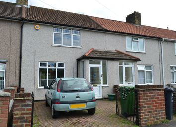 Thumbnail 2 bed terraced house to rent in Grafton Road, Dagenham, Essex