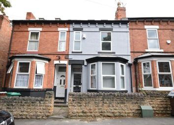 Thumbnail 6 bedroom terraced house to rent in Derby Grove, Lenton, Nottingham