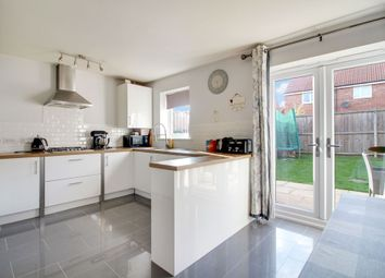 Thumbnail 3 bed semi-detached house for sale in Turner Close, York