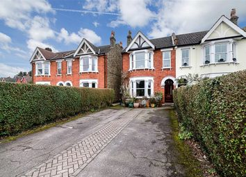 Thumbnail 4 bed semi-detached house for sale in Whytecliffe Road North, Purley
