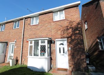Thumbnail 2 bed end terrace house for sale in Days Close, Hatfield
