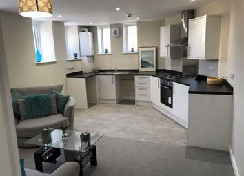 Thumbnail 1 bed flat for sale in Charlestown Road, Glossop