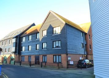 Thumbnail 1 bed flat for sale in Strand Court, Rye